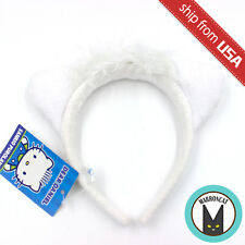 Japan Sanrio Puroland Hello Kitty's Boyfriend Dear Daniel Plush Headband Cat Ear