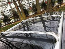 fit Infiniti JX35 QX60 2013-18 stainless steel roof rack rail cross bar crossbar