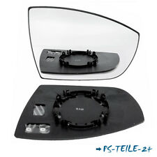 Spiegelglas für FORD GALAXY  2006-2014  rechts sphärisch beifahrerseite