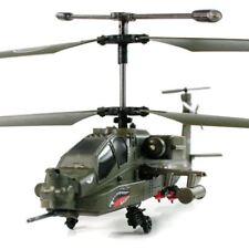 Mini Elicottero Radiocomandato Syma S109G Apache Da Guerra Infraorssi S109