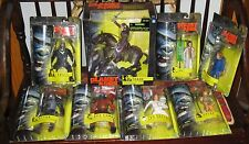 Huge Lot of 8 Figures from Planet of the Apes & Box 2001 Mb