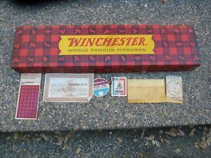 "Vintage Winchester Model 1400 Automatic Shotgun  12 Gauge 30"" Barrel  BOX ONLY"