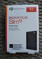 Seagate Backup Plus Slim 1TB Hard disk