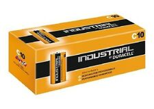 20 PILAS ALKALINA LR14 DURACELL INDUSTRIAL C R14 MN1400 BABY MEZA TORCIA BATTERY