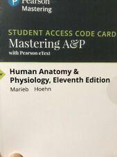 MasteringA&P with Pearson Access Card Human Anatomy & Physiology (11th Edition)
