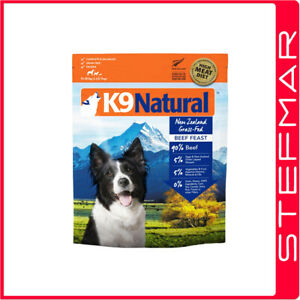 K9 Natural Freeze Dried Beef Feast Adult Dog Food 3.6kg