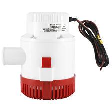 Boat Marine Plumbing Electric Bilge Pumps (3700Gph 12V)