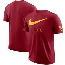 USC Trojans Mens Nike DNA Performance Dri-Fit Cotton T-Shirt - XXL - NWT