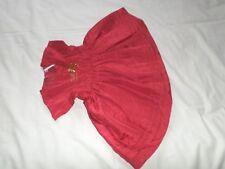 SUPERBE  Robe, Manches C  , Rouge, 18 Mois ,Marque ORCHESTRA , Excellent état