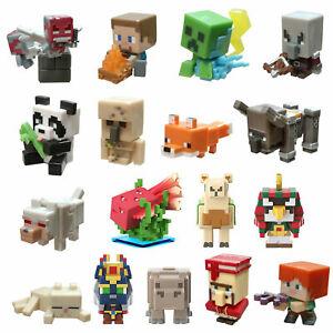 Minecraft Mini Figures *Choose Your Favourites*