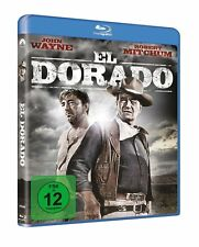 Blu-ray * EL DORADO - John Wayne - KULT WESTERN # NEU OVP =