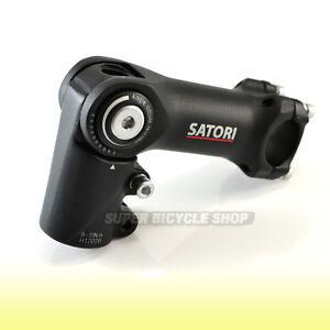 """SATORI Heads-Up Stem Angle Adaptor 1-1/8"""" Stem 25.4mm"""