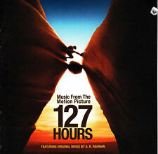 127 Hours-2010- Original Movie Soundtrack- CD
