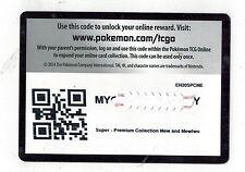 Set 2 Pokemon MEW EX XY125,126 MEWTWO + Ho-OH GX SM80 Super Premium Online CODES