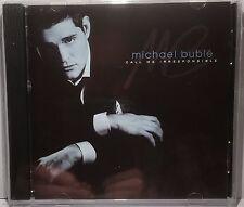 MICHAEL BUBLE - CALL ME IRRESPONSIBLE, CD ALBUM.