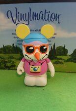 "Disney Vinylmation 3"" Inch - Park Set 8 Blizzard Beach Snowman"