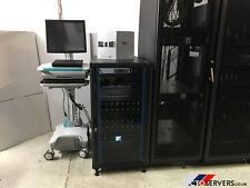 RACK HPC RENDER FARM SETUP *48 CPU CORES *384GB RAM 1.2TB Storage *Blender