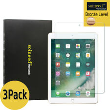 [3-Pack] SOINEED Apple iPad 6 6th Gen 9.7 2018 Tempered Glass Screen Protector