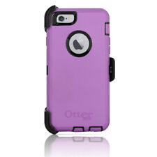 OtterBox Defender Case & Holster for iPhone 6 / 6S  (Opal Purple / Black)
