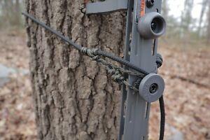1/4 Adjustable Climbing Stick Strap ( For Climbing Stick, Tree saddle, Hunting )