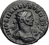 PROBUS 276AD Original Authentic Genuine Ancient Roman Coin i58948