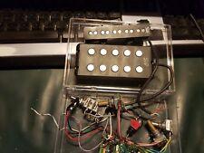 warwick pick-ups Micros mec jazzman 5 cordes & preamp mec 3 bandes 60055-rev2