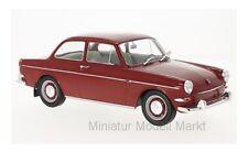 #18090 - McG VW 1500 S (tipo 3) - rojo oscuro - 1963 - 1:18