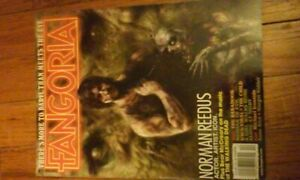 Fangoria #338 Norman Reedus, The Walking Dead Special Issue