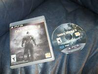 Dark Souls II Playstation 3 PS3 Game
