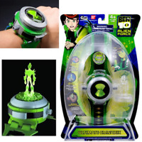 Ben10 Ten Alien Force Projector Watch Omnitrix Illumintator Bracelet Toys Gift