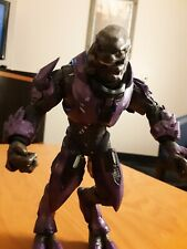 Halo Reach Action Figure Series 2 Elite Purple Minor-Excellent -Loose -SEE PICS!
