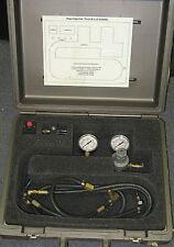 Kent Moore Fuel Line Injector Shutoff Adapter Kit J-44466