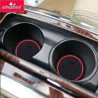 Gate slot mats Non-slip mats For NISSAN PATROL Y62  Interior Accessories 22Pcs