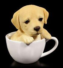 cani PERSONAGGIO - Labrador Cucciolo In Tazza - animale bambino CARINA regalo
