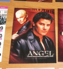 2004 Inkworks ANGEL Season 5 A5 1 Promo Card NM
