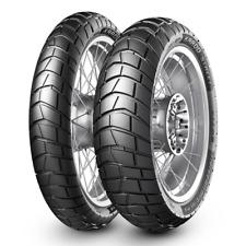 Metzeler Karoo Street Front & Rear Tyres 120/70-19 & 170/60-17 Motorcycle Tyre
