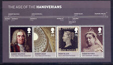GB 2011 KINGS & QUEENS HOUSE of HANOVER MINIATURE SHEET MNH