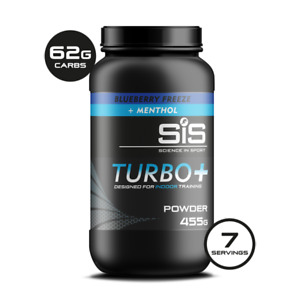 Science In Sport Turbo + Carbohydrate Powder-455g (Choose Flavour)