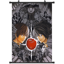 Anime Death Note Wall Scroll Home Decor Poster Cosplay 2690