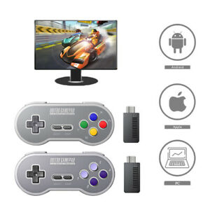 8Bitdo SF30 SN30 SF30 Pro USB Gamepad For Nintendo Switch/PC/IOS