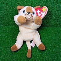 Ty Beanie Baby Snip The Cat 1996 Rare Retired Plush Toy Feline MWMT - Ships FREE