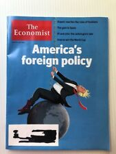 THE ECONOMIST MAGAZINE June 9 -15 2018  America's Foreign Policy