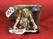 Star Wars Battle Rancor with Felucian Rider 2007 30th Anniversary