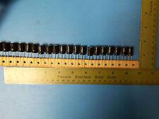 Audio Capacitor, Aluminum Electrolytic, 100UF, 25V, Nichicon, UKZ1E101MPB,500Pcs