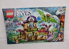 New Lego Elves The Secret Market Place 41176 Factory Sealed
