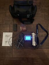 Sony Handycam DCR-TRV840 Digital-8 Camcorder -Records Watch on Camera Video8 Hi8