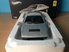 Ferrari Dino 308 GT4 Silver/Black 1:18 Hot Wheels Elite