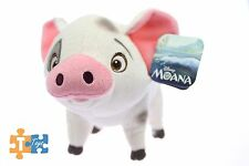 "Pua the Pig Moana 2017 Official Just Play Soft Plush Figure ""NEW"""