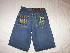 "Boys Ruff Ryders Denim Shorts - Size 7 - 24"" Waist"