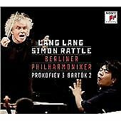 Prokofiev: Piano Concerto No. 3 - Bartók: Piano Concerto No. 2 (Cd/Dvd), , Audio